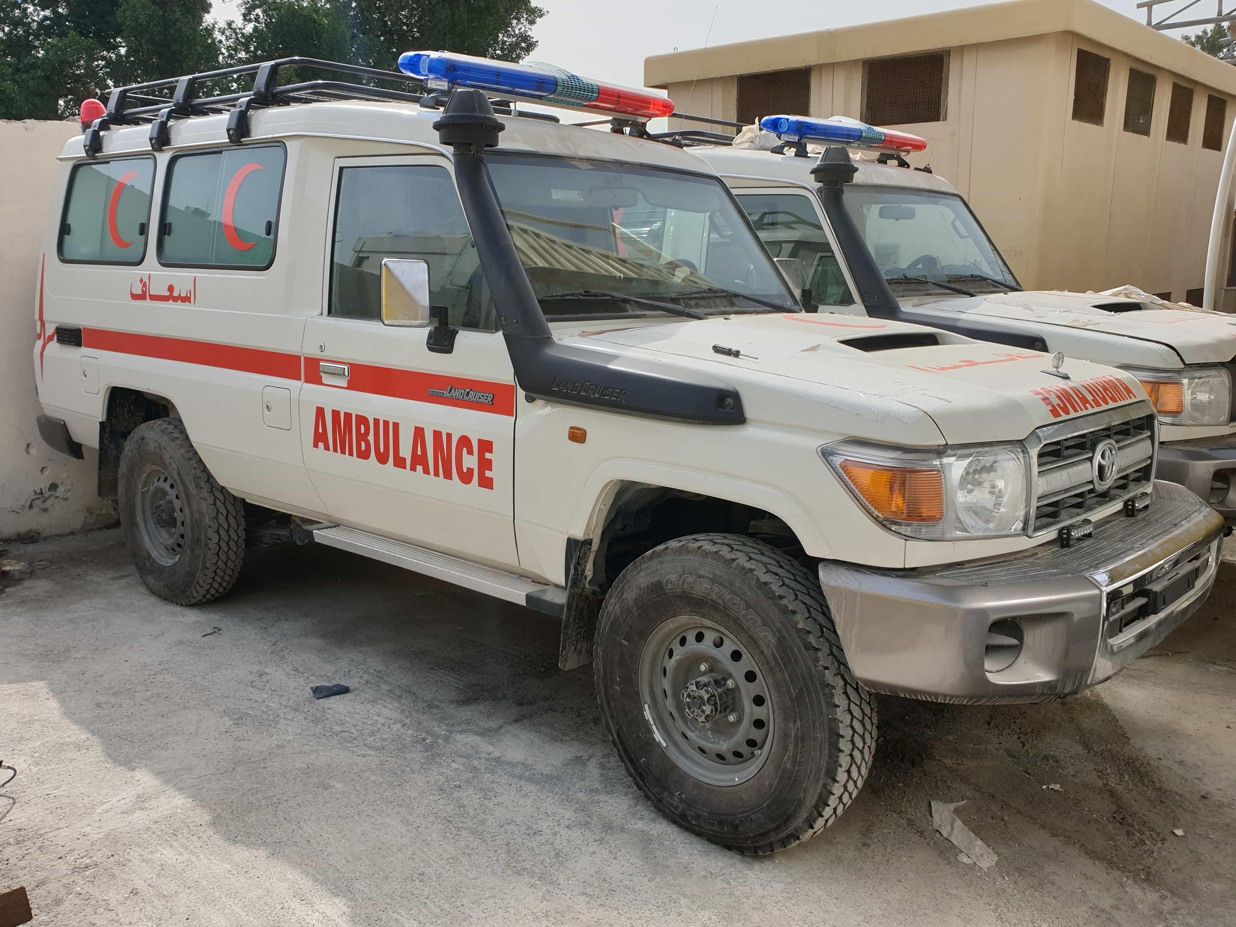 5c80240481 Ambulance Manufacturers in Dubai