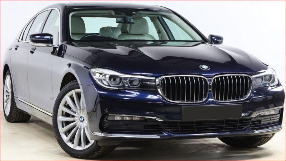 Used RHD BMW 7 Series 730d M Sport 3.0L Diesel 2016 Model
