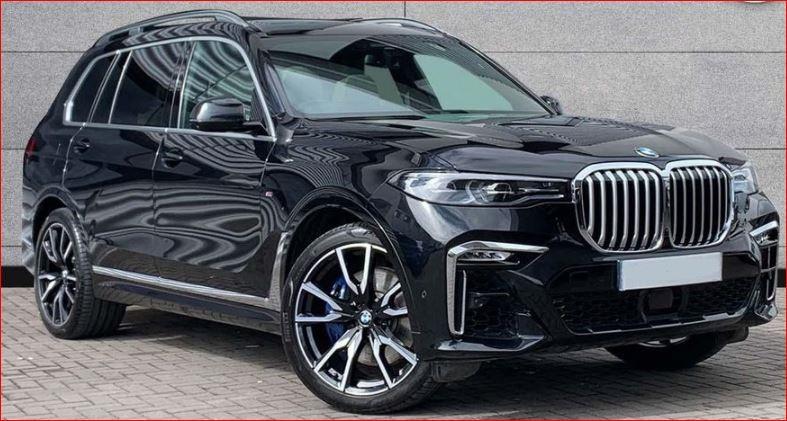 Used BMW X7 xDrive30d M Sport 3.0L Diesel 2019 Model RHD 18310 miles