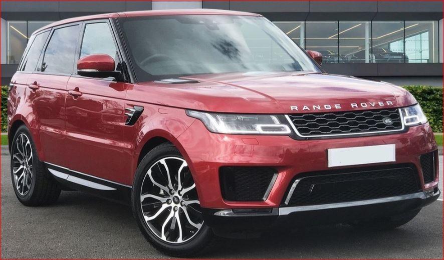 Used Land Rover Range Rover Sport 2.0 Petrol 2019 Model RHD