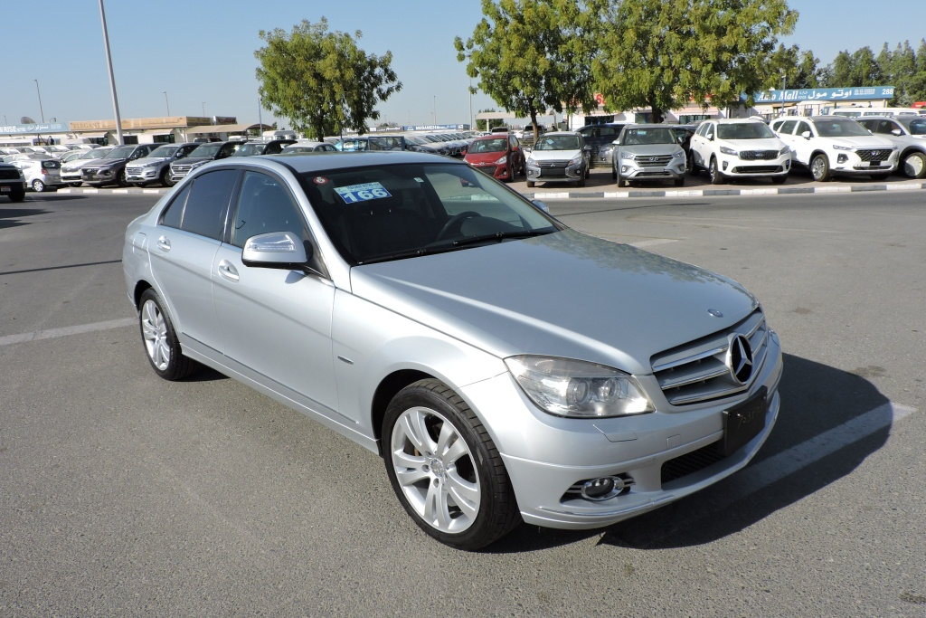 Used Mercedes Benz C 250 2500 Petrol 2008 Model LHD