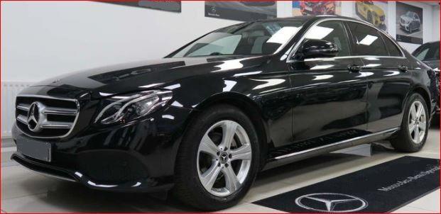 Used RHD Mercedes Benz E 220d SE 2.0L Diesel 2018 Model