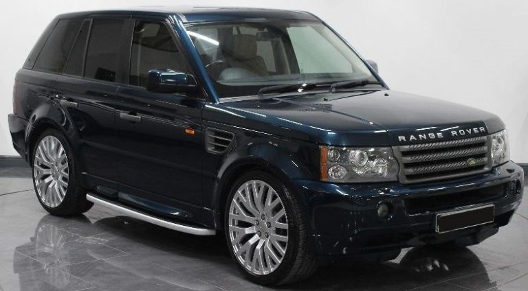 Used Land Rover Range Rover Sport Autobiography HSE 2720cc Diesel 2010 Model RHD